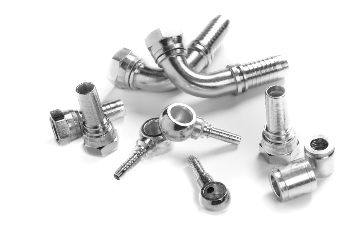 Crimped fittings